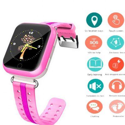 Наручные детские часы Smart Q750 Purple