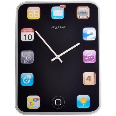 Часы настенно-настольные «Mini Wallpad»