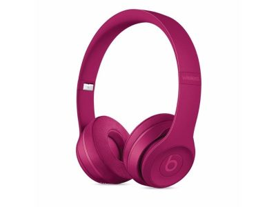 Наушники Beats by Dr. Dre Solo 3 Wireless Brick Red (MPXK2)