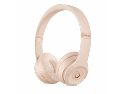 Наушники Beats by Dr. Dre Solo 3 Wireless Matte Gold (MR3Y2)