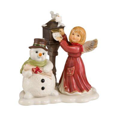 Статуэтка «Рождественская почта» Goebel
