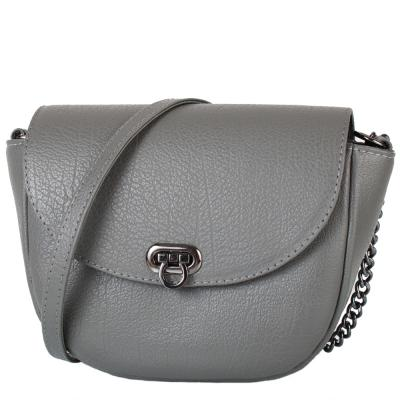 Женская дизайнерская кожаная сумка-клатч GURIANOFF STUDIO