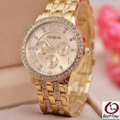 Наручные часы женские Geneva Gold