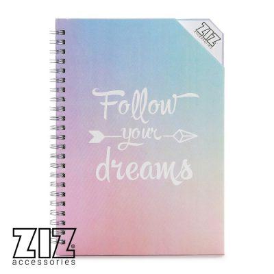 Блокнот «За своей мечтой»