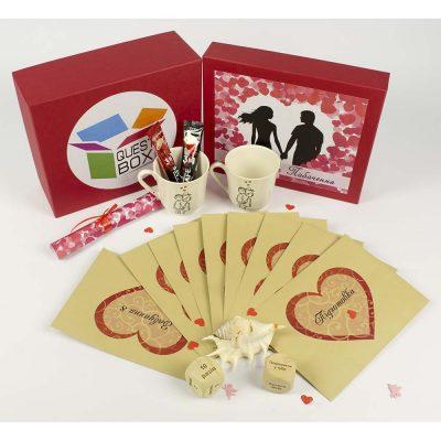Домашний QuestBox «Романтическое свидание»