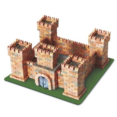 Керамический конструктор Країна замків та фортець «Замок Дракона»