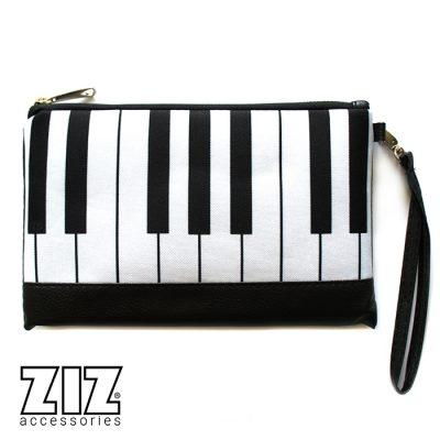 Клатч «Пианино Клавиши»
