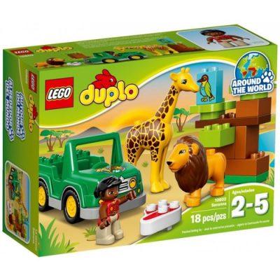 Конструктор LEGO DUPLO «Саванна»