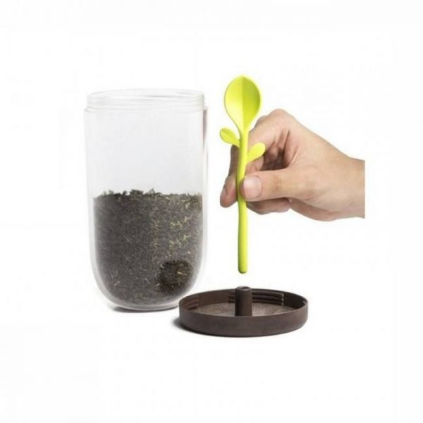 Контейнер для сыпучих Qualy «Sprout Jar»
