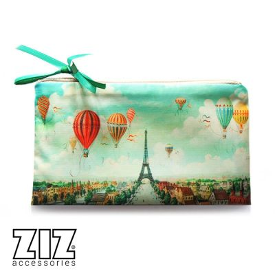 Косметичка  Ziz «Париж бирюзовый»