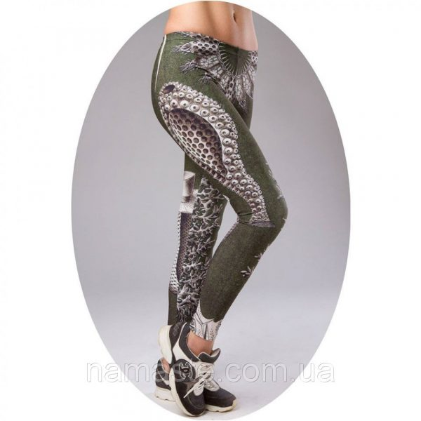 Легинсы для йоги и спорта CALCISPOGIAE