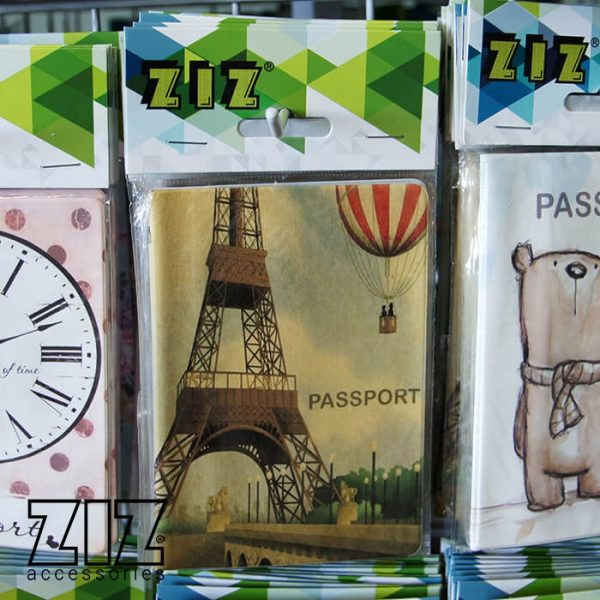 Обложка для паспорта «Париж»