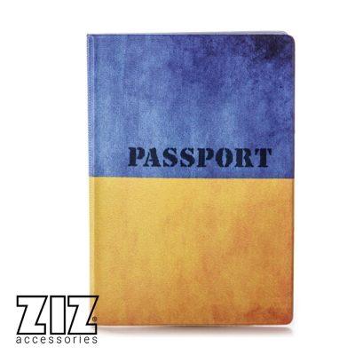 Обложка для паспорта «Флаг Украины» ZIZ