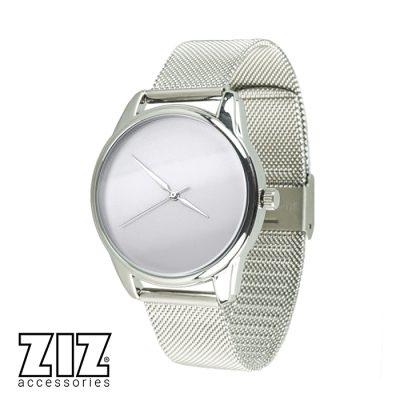 Часы наручные ZIZ «Минимализм» серебро