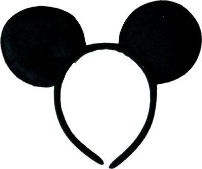 Ушки «Микки Маус»