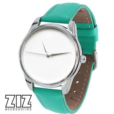 Часы наручные «Минимализм» бирюзовый