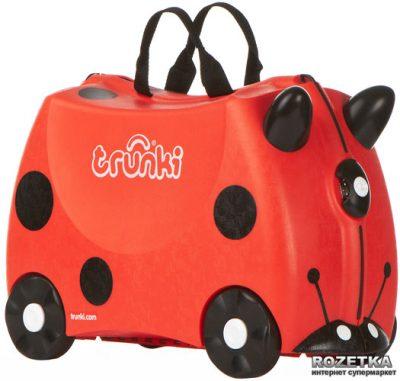 Детский чемодан Trunki «Harley Ladybug»