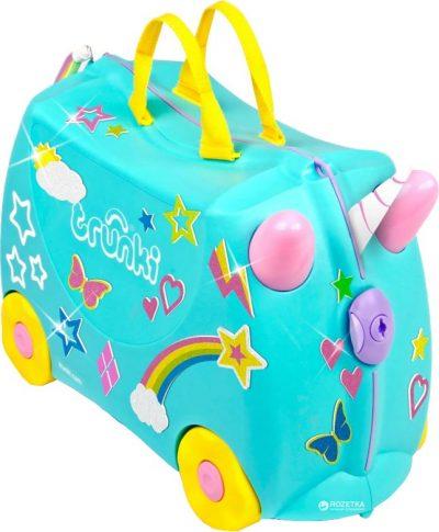 Детский чемоданчик Trunki «Una the Unicorn»