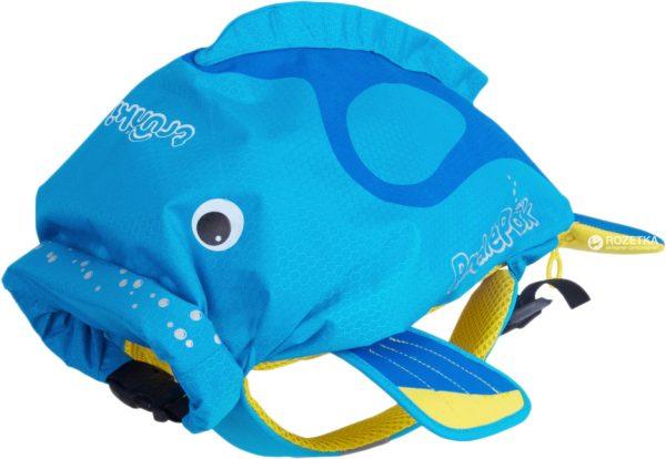 Детский рюкзак Trunki PaddlePak «Рыбка»