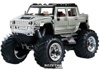 Джип на р/у Great Wall Toys Hummer Strong 1:43 Серый