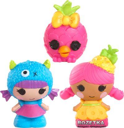 Набор с куклами Крошками Lalaloopsy Салли и Ананаска