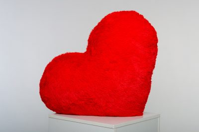 Плюшевая игрушка Mister Medved «Подушка-сердце» 50 см