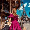 Картина по номерам DIY Babylon «Следуй за мной Париж» Худ Мурад Османн