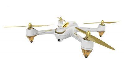 Квадрокоптер Hubsan X4 FPV 2.4Ghz + 5.8Ghz RTF с HD камерой Белый