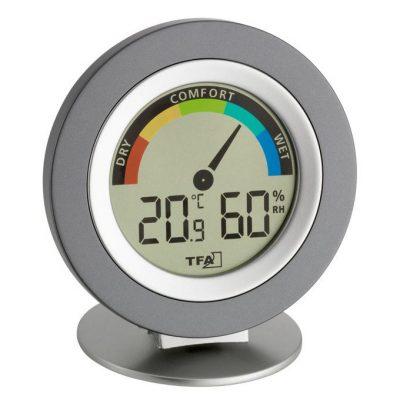Термометр-гигрометр электронный TFA 30501910 комнатный