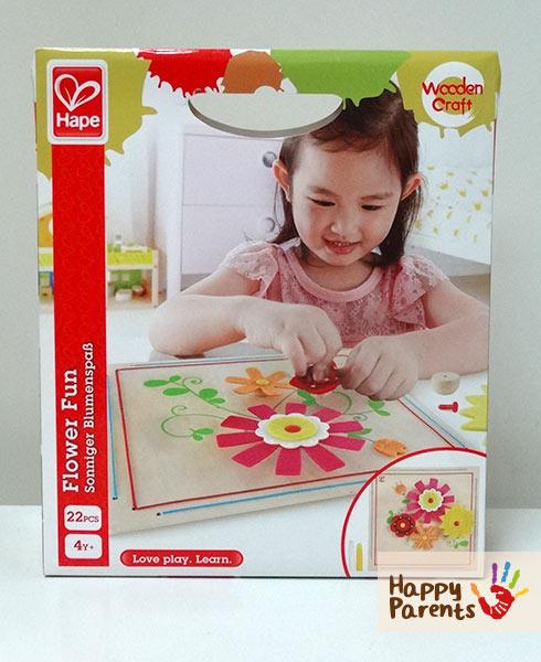 Набор для творчества «Flower Fun»