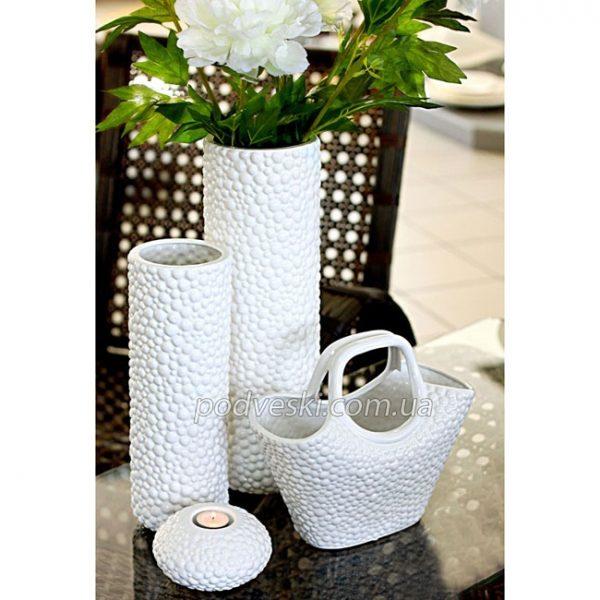 Набор керамических ваз «Этна» ТМ ETERNA