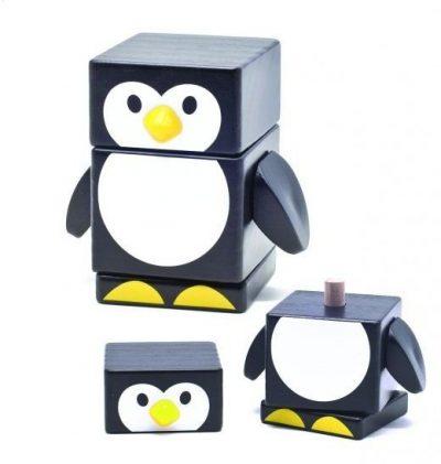 Пирамидка Бомик «Пингвин»