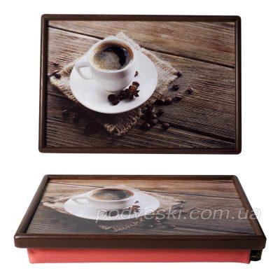 Поднос на подушке «Кофе в постель»
