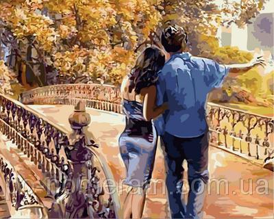 Рисование по номерам DIY Babylon «Романтическая осень»