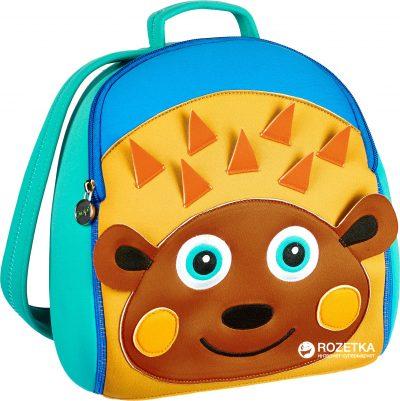 Детский рюкзак Oops «Ежик-путешественник Уфик»