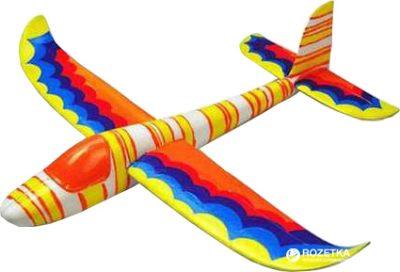 Планер метательный J-Color Hawk c комплектом красок