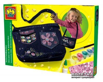 Набор для изготовления модной сумочки Ses