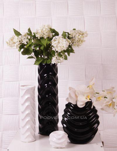 Набор керамических ваз ТМ Eterna «Volna»