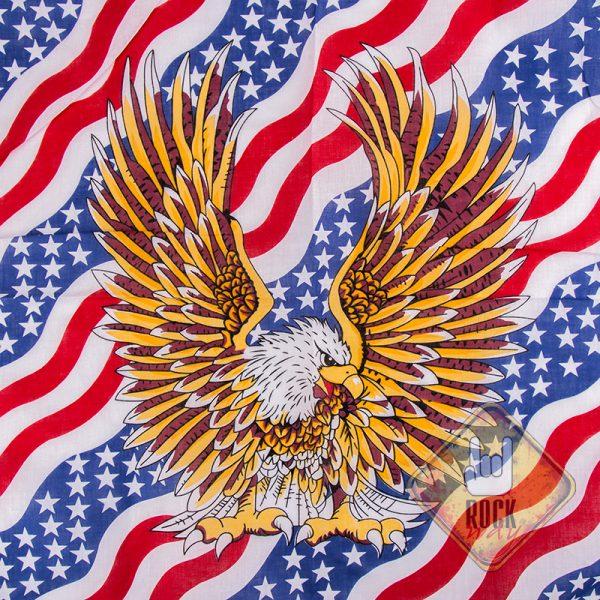 Бандана «Орел» (американский флаг)