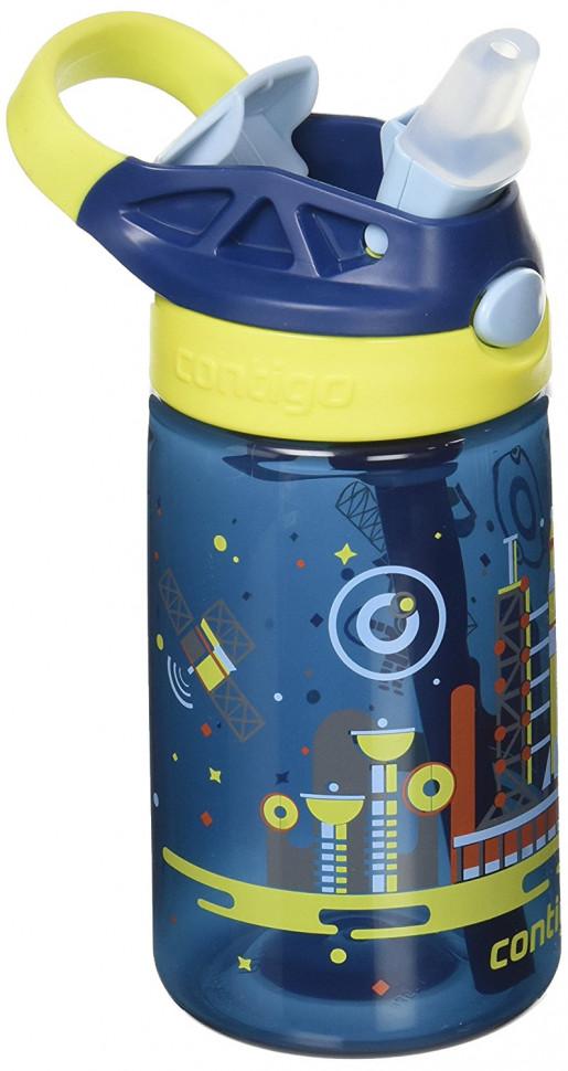 Бутылка для воды Contigo «Contigo Gizmo Flip. Космос»