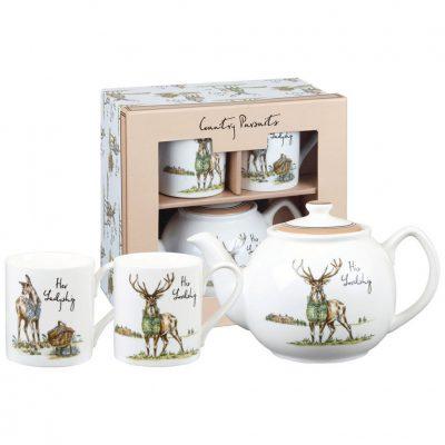 Набор для чаепития на двоих Churchill «Collier Cambell»