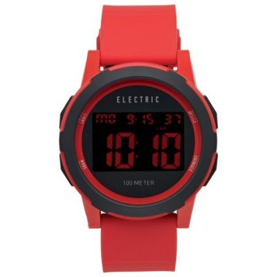 Часы ELECTRIC 17/18 PRIME SILICONE RED
