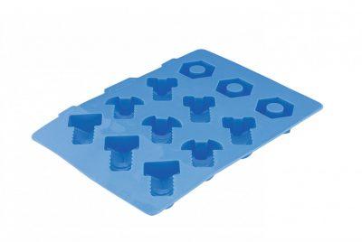 Форма силиконовая для льда GRANCHIO «Винтик»
