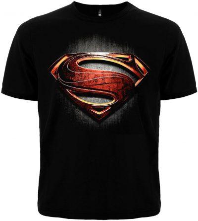 Футболка Superman «Man of Steel»
