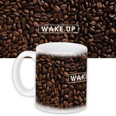 Кружка Wake up