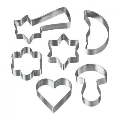 Набор форм для печенья Metaltex