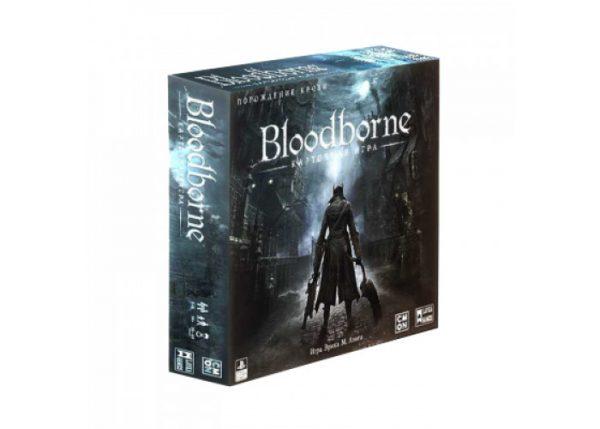 Настольная игра «Bloodborne: Порождение Крови» (Bloodborne: The Card Game) + уникальное промо!