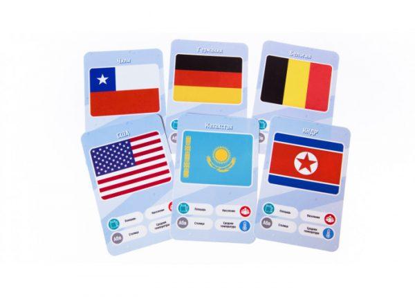 Настольная игра «Это факт! Страны»