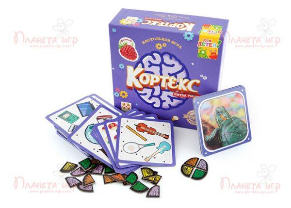 Настольная игра «Кортекс для детей» (Braintopia Kids)
