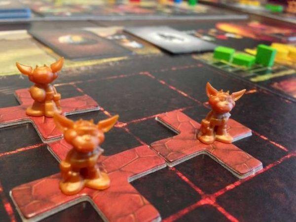Настольная игра «Лорды Подземелий» (Dungeon Lords)